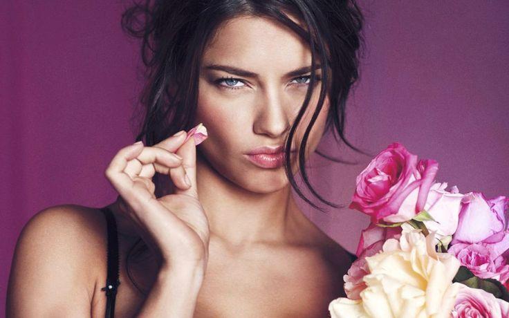 5 Adımda Adriana Lima'dan Güzellik Sırları