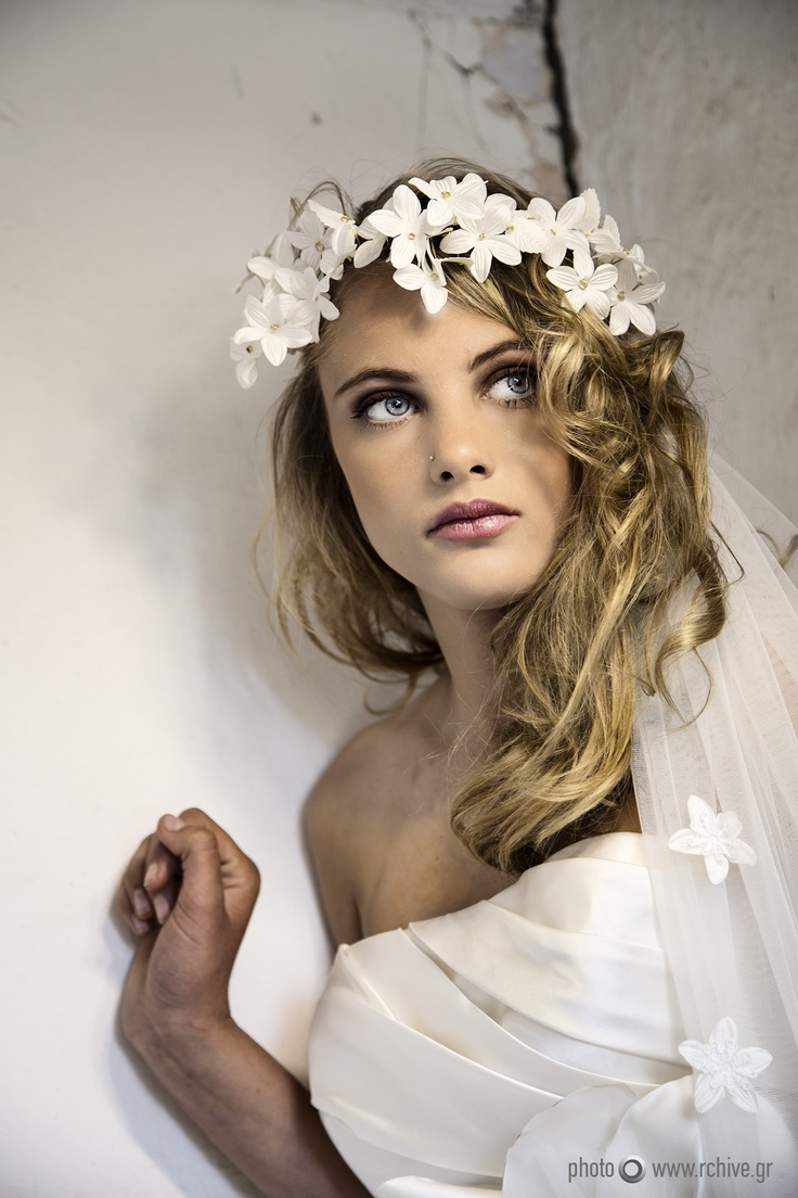 Antheia head piece