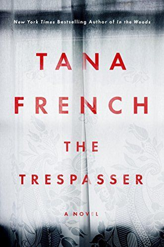 15 exciting thriller books to read, including The Trespasser by Tana French.