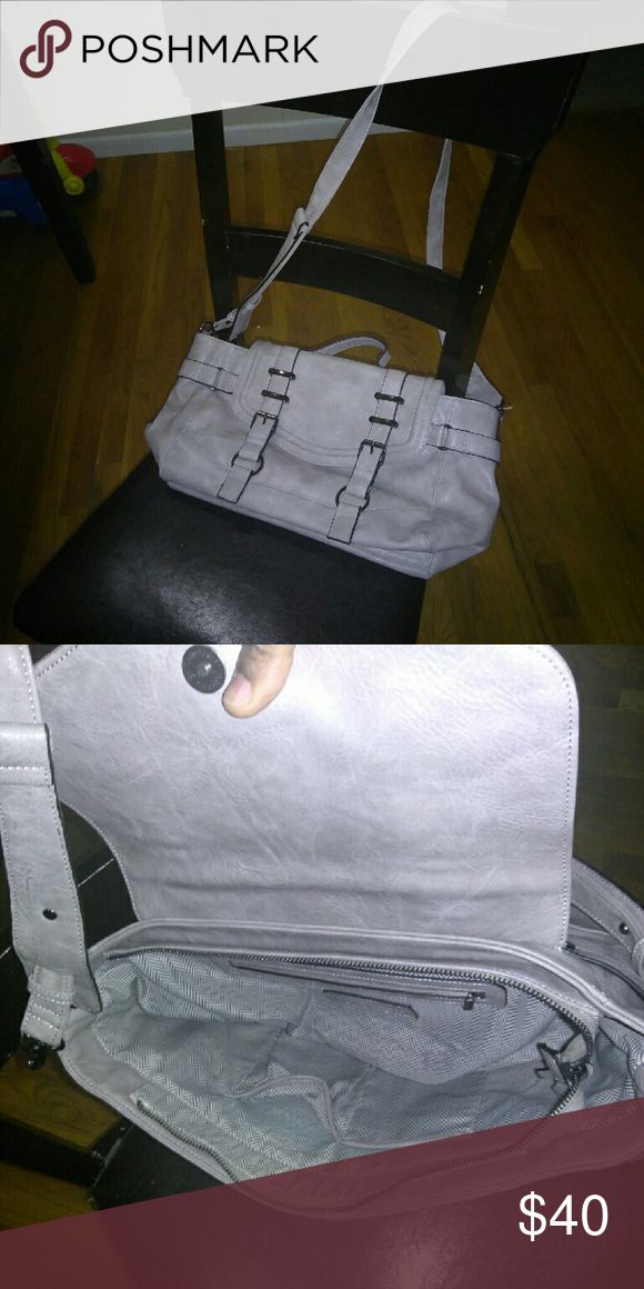 Steeve madden Big gray bags Bags Crossbody Bags