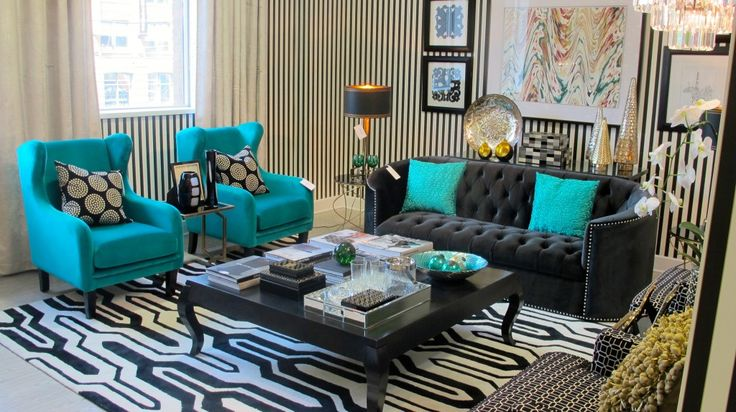 158 Best Images About Design Pops Of Bold Colours On Pinterest Grey Walls Eclectic Living