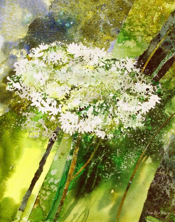 Ann Blockley Artist | Posted by Malcolm Allsop at 11:35