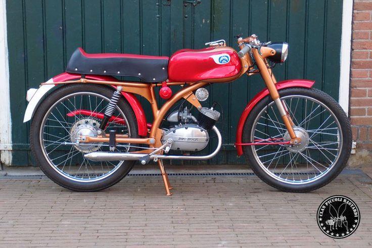 Duc Bock B6S 1961