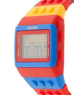 lego watch! i need you on my wrist!