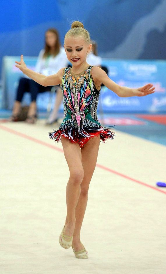 SOLD Exclusive Custom Rhythmic Gymnastic от DaivaDesignStudio