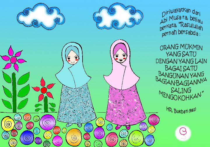 Digital coloring #islamic #kids #illustrations #ciprut.co #1* #doodle_by_@hindipendent