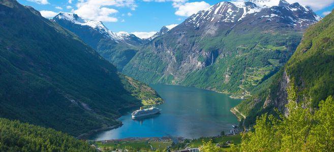 Mit dem Zug an den Polarkreis: 12 Tage Skandinavien ab 264€ mit Flügen & Zugtickets