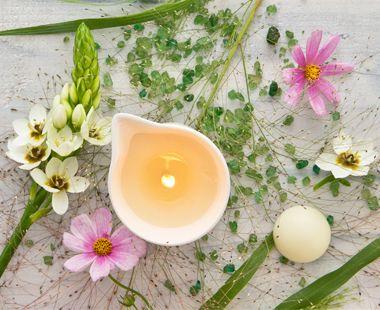 Świece do masażu   Organique