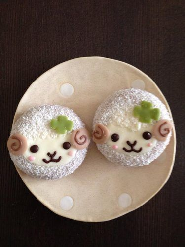 "From ""Animal Doughnut of Ikumimama"" ♥ Dessert"