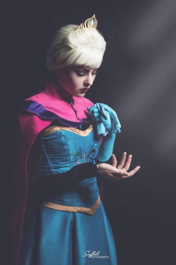 Halloween Costumes Elsa