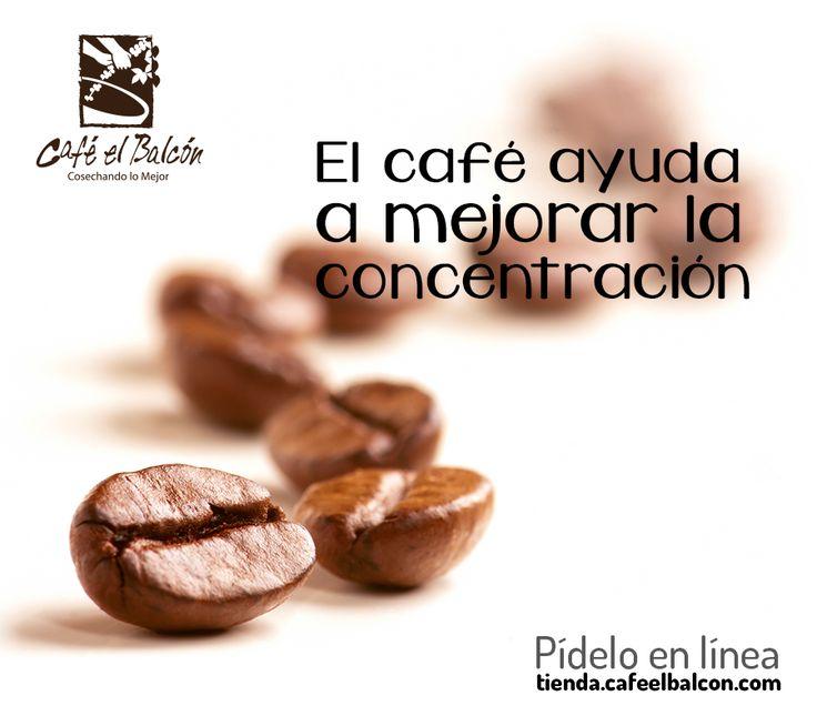 La cafeína aumenta el rendimiento en tareas de vigilancia, en tareas simples que requieren respuestas sostenidas, así como en tareas que requieren movimientos precisos y también mejora y estimula la concentración. Pídelo en línea tienda.cafeelbalcon.com #mejorunbuencafe #cafeelbalcon #cafecolombiano #antioquia