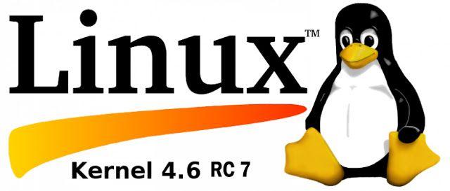 Linux Kernel 4.6 akan diluncurkan pada tanggal 15 Mei 2016, dan ini merupakan seri terakhir dari Linux Kernel 4.6 atau kandidat rilis terakhiryang nantinya di luncurkan tanpa melakukan pengujian lebih lanjut.