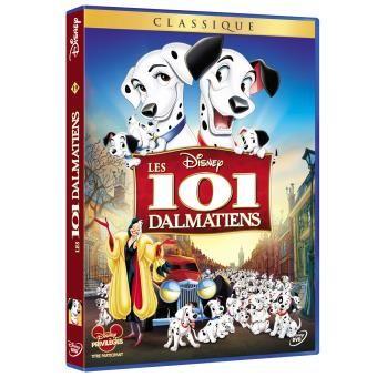 Les 101 dalmatiens DVD