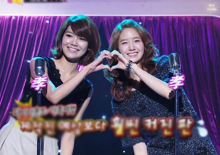sooyoung yoona girls generations <3