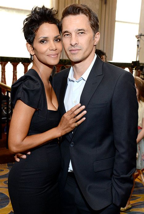 AWI❤: Halle Berry and Olivier Martinez attend Variety's 4th Annual Power of Women Event on October 5, 2012 in Beverly Hills, California.