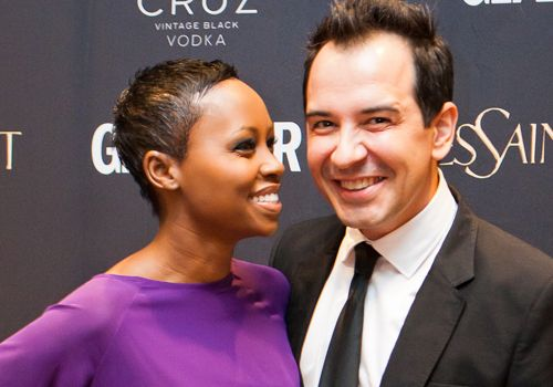Elana Afrika & Ian Bredenkamp - such a power couple & they are always look so happy together!