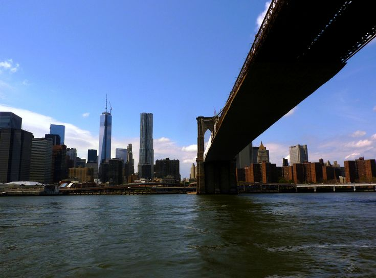 New York - Pont de Brooklin
