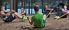 Occupational well-being. Activities - Rokua Geopark, Finland. Rokua Health & Spa Hotel.