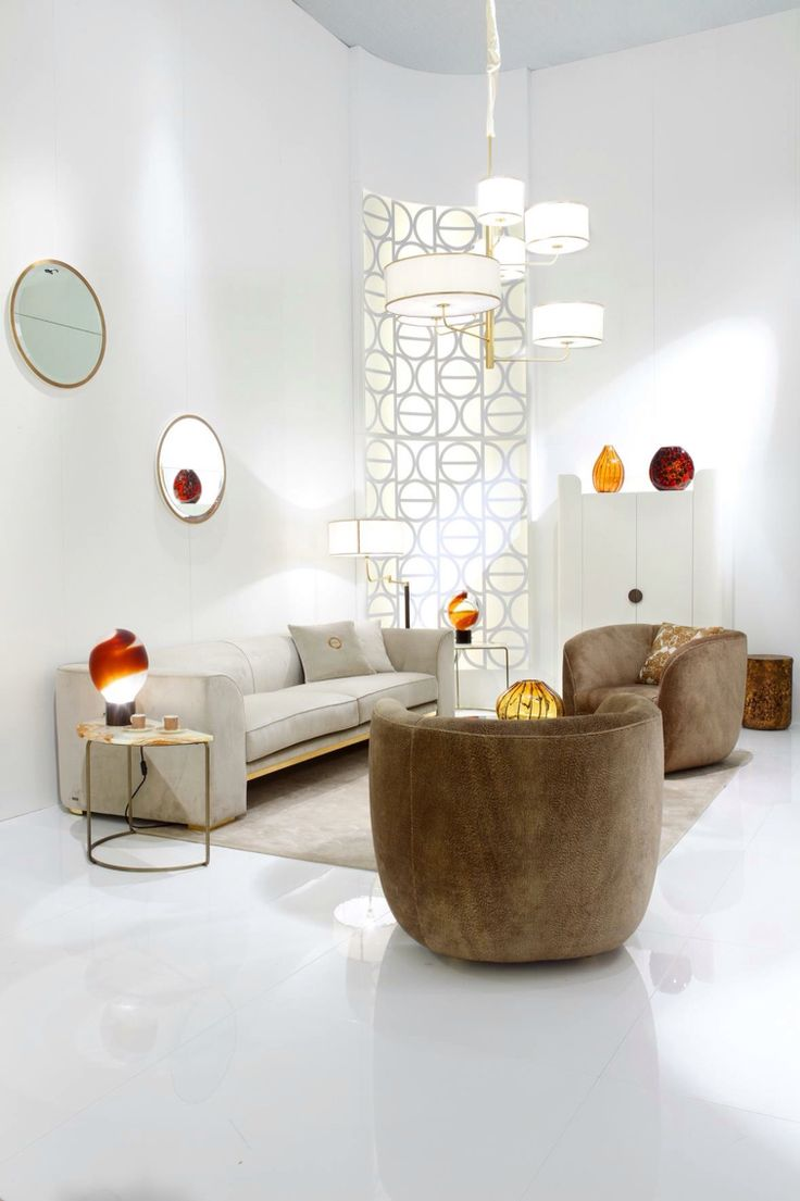 BORBONESE Global Living, fiera internazionale del Design