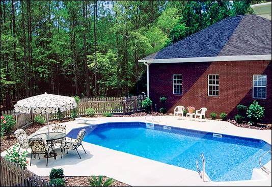 Swimming Pool Designs Inground Swimming Pool Design Swimming Pool Design Ideas Pools