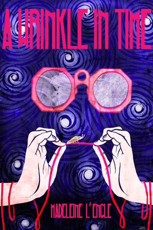 CLASSIC OF THE DAY: A Wrinkle in Time by Madeleine...