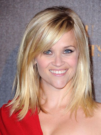 ?? If you have fine hair, Buckett suggests starting your bangs farther back. I just love her hair!!!!