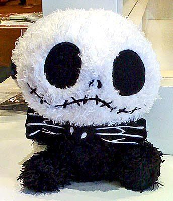 Disney Baby Jack Skellington Plush Doll Nightmare Before Christmas NEW  Null,http://