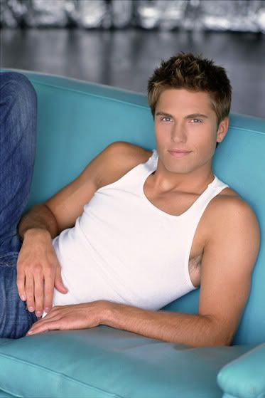 """Eric Winter - Not quite Aaron Hammond from """"Twice Shy"""", but pretty darned close."""
