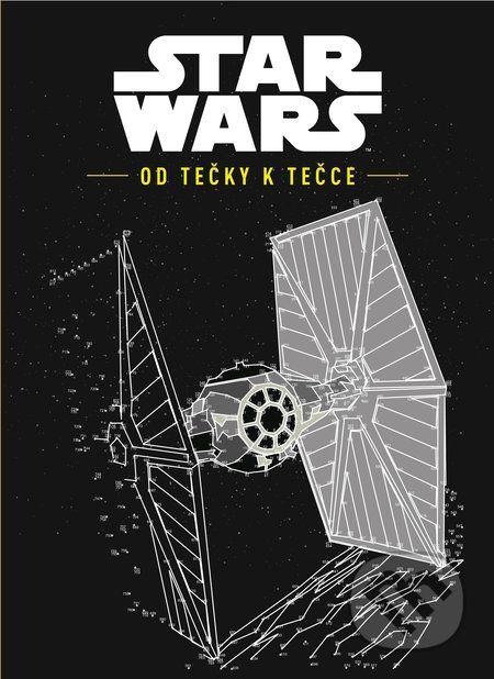 Vítejte na vesmírné misi! Vaším cílem je proměnit stránky této knihy na ilustrace z kultovního světa Star Wars®. Spojováním teček vytvoříte ilustrace svých známých postav, droidů, strojů nebo dokonce celých výjevů. A to je výzva... (Kniha dostupná na Martinus.cz se slevou, běžná cena 249,00 Kč)