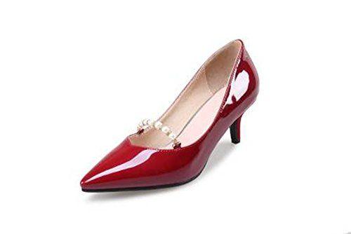 0334f32866bdb Womens Classic - Closed Pointy Toe Low Heel Dress Pumps | Art ...