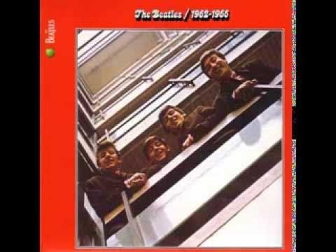 ▶ The Beatles - Red Album Full 1962 - 1966 2 CDS + Bonus track - YouTube