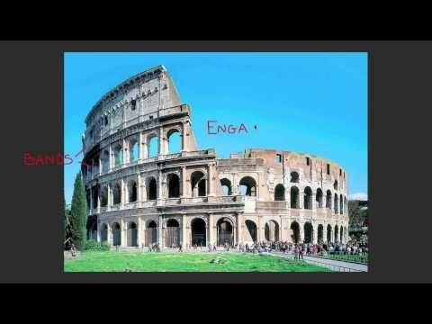 Roman Architecture - YouTube
