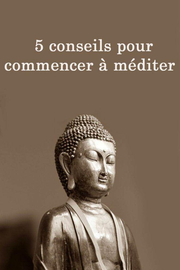 Comment méditer : mes 5 conseils pour débutants.