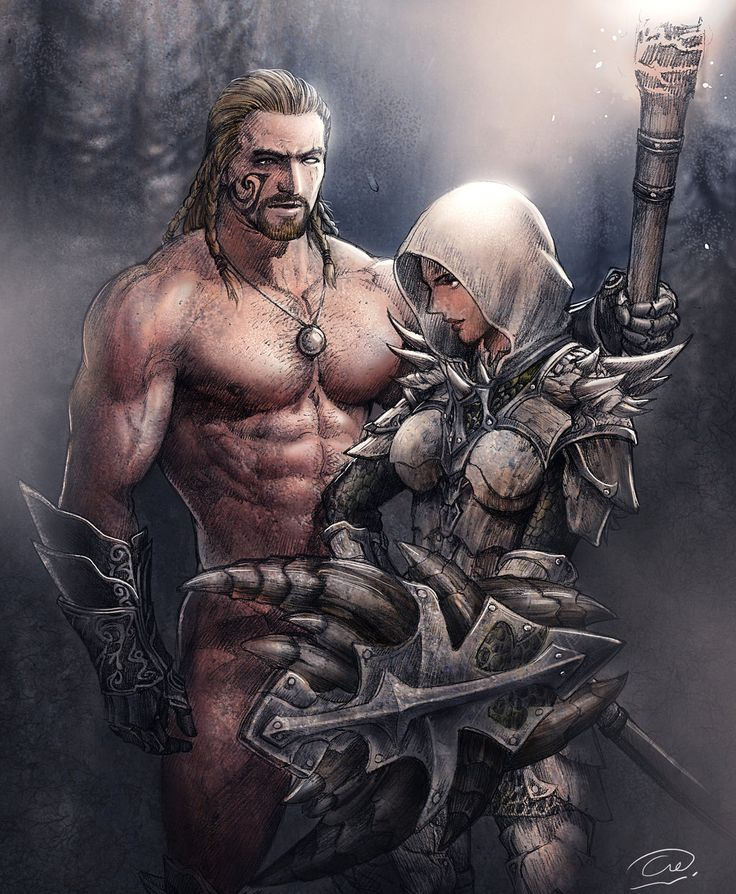 from Musa gay fantasy art tribe