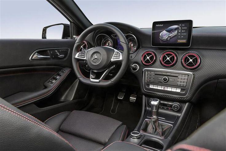 2016 Mercedes-Benz A-Class Image