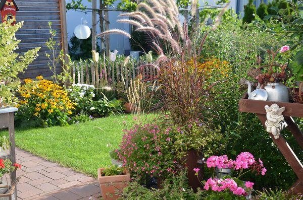 34 best Garten images on Pinterest Flowers garden, Flower beds and - garten selbst gestalten tipps