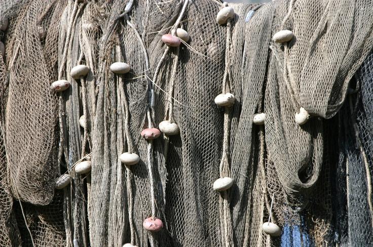 Fishing Nets, Meze', France
