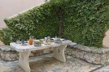#garden_table #dragove #dugi_otok #dalmatia #croatia