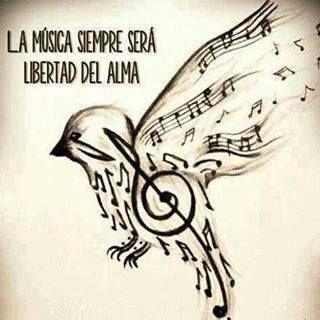 la vida no seria vida, sin el placer de acompañar tu mundo al ritmo de la  música
