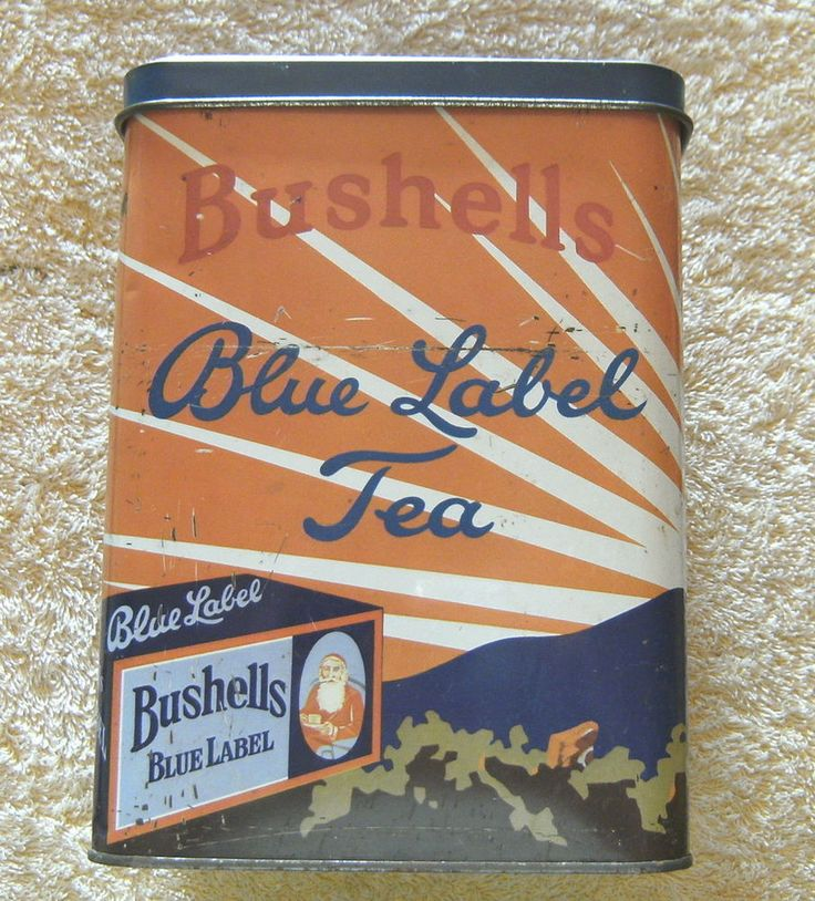 17 Best Images About Tea Tins And Signs Through Time On