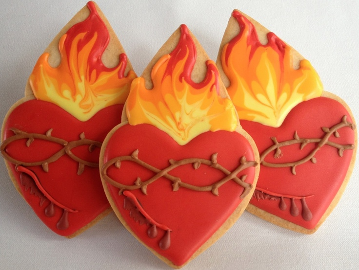 #PreciousBlood cookies for Books of Wonder #YAIcons event in NYC.  PRECIOUS BLOOD coming June 25. #book #YA