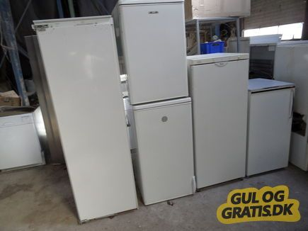 køleskabe  5 stk, billede 1