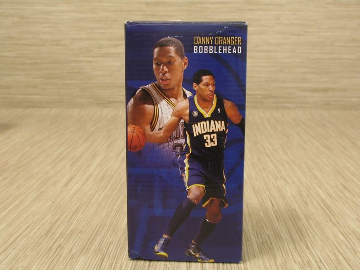 Danny Granger 50 Year Limited Edition Pacers Bobble-Head 2005-2014 NBA All-Star