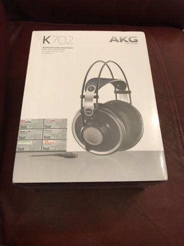 8c66120d96b (AKG K702 Headphones, Black, Over Ear Open Back Studio Reference, DJ Mixing