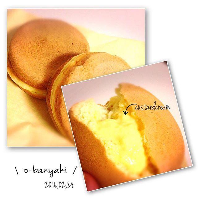 midori409・ ・ ・ おはょござぃます(๑⃙⃘⁼̴́꒳⁼̴̀๑⃙⃘)◞♥︎ 昨日買い物帰りについつい買ってしまった~#大判焼き (笑) チンして~ムニュッしたら~トロ~リ(๑ ‾᷄艸‾᷅˵)w. はぁ~♡しあわせッ…( ˶‾᷄ᵕ‾᷅˵)(笑) ・ #breakfast#salad#朝ごはん#朝ご飯#モーニング#おうちカフェ#おうちごはん#sweets#bread#love#loveit#food#foodpic#kids#kidsfood#kaumo#能登#ロールサンドイッチ#パン#子供ごはん#今川焼き#おやき#custardcream#カスタードクリーム#餡子#あんこ#粒あん