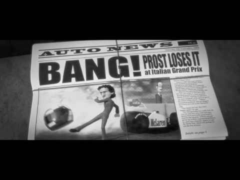 Tooned 50: Episode 5 - The Alain Prost Story - YouTube