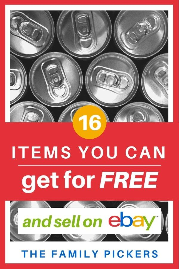 16 Best Things To Sell On Ebay That Are Free But You Usually Throw Away The Family Pickers Selling On Ebay Things To Sell Ebay Selling Tips