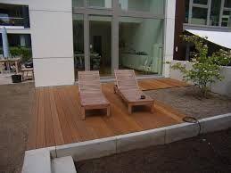 Bildergebnis Fur Kombinierte Holz Stein Terrasse Garten Ideen