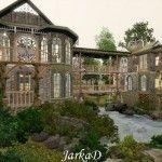 Sci-fi A Fantasy domy/SCI-FI AND FANTASY HOUSES | JarkaD Sims3 blog