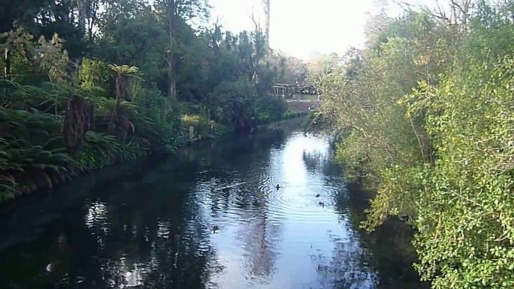 A mid-afternoon view from the recently re-opened Helmores Lane Bridge. Music…
